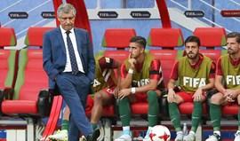 Fernando Santos e o golo sofrido no fim: «Era um lance que podíamos ter anulado»