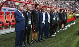 Fernando Santos e a tragédia em Pedrógão: «Tocou-nos a todos...»