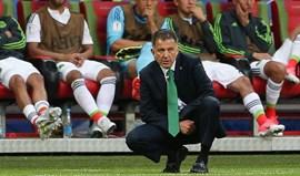 Juan Carlos Osorio: «Jogámos cara a cara com o campeão da Europa»