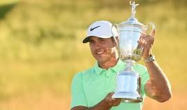 US Open: Brooks Koepka conquistou primeiro 'major'