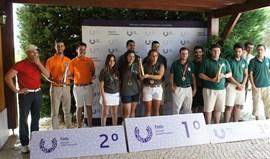 Irmãos da Universidade do Porto conquistam nacional universitário de golfe