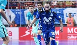 Golo soberbo de Ricardinho dá título espanhol ao Inter Movistar