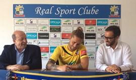 Real Sport Clube: Vasco Coelho assina por uma temporada