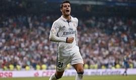 Jornalista contradiz Florentino: «United continua em conversações com o Real por Morata»