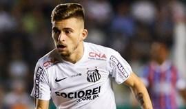 Barcelona vai assegurar Lucas Lima a custo zero
