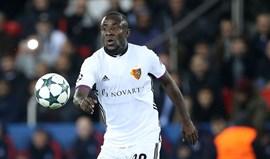 Doumbia chega ao Sporting por empréstimo