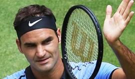 Roger Federer chega à vitória 1.100