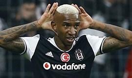 Besiktas nada sabe sobre oferta do Man. United por Talisca