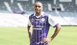 Toulouse contrata cabo-verdiano Steven Fortes