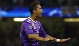 Ronaldo apresentará oferta do Paris SG na reunião com Florentino