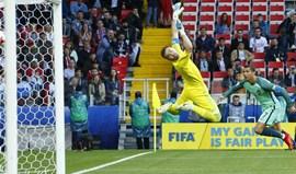 A crónica do Rússia-Portugal, 0-1: Sofrimento escusado