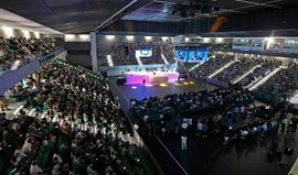 Inauguração do Pavilhão João Rocha: As imagens de um dia inesquecível para os sportinguistas