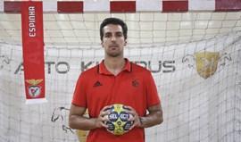 Benfica confirma contratação de Miguel Espinha