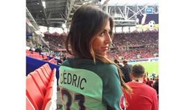 Filipa Brandão na Rússia por amor
