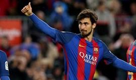 Barcelona não quer vender André Gomes mas os interessados são de 'peso'
