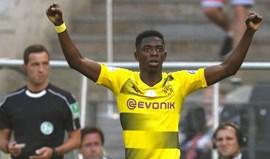 Michael Zorc: «Dembélé fica no Borussia Dortmund»
