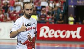 Ricardinho: «O Benfica não está bem e algum dia lá voltarei, é inevitável»
