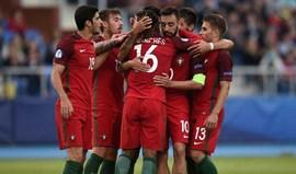 Eslováquia obriga Seleção de sub-21 a golear... e a ficar ainda à espera