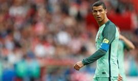 Ronaldo luta com McGregor e Bolt por prémio internacional