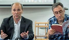 Paulo Jorge Pereira apresenta livro