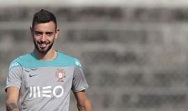 Bruno Fernandes já está a negociar o contrato