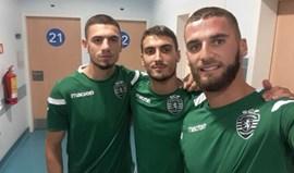 Pedro Silva, Merih Demiral e Domingos Duarte também realizam exames médicos