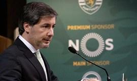 Bruno de Carvalho e o almoço de Vieira: «É absolutamente lamentável»