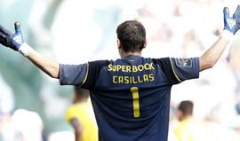 Salário de Casillas trava o Antalyaspor