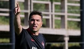 Rui Jorge: «Estou muito triste, mas muito orgulhoso»
