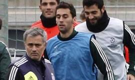 Mourinho reage de forma arrasadora à retirada de Arbeloa