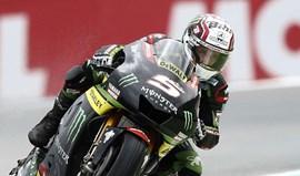 MotoGP: Johann Zarco regista primeira 'pole'