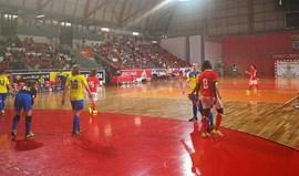 Benfica consegue triplete inédito no futsal feminino