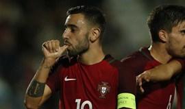 Bruno Fernandes revela acordo entre Sporting e Sampdoria