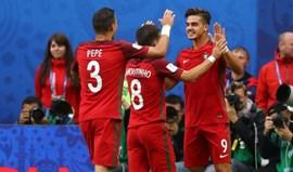 Seleção Nacional nas meias-finais da Taça das Confederações