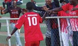 Mavunga faz testes no Benfica