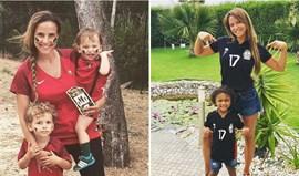 Famílias dos craques vibram com jogo da Seleção Nacional