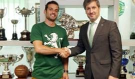 João Fidalgo reforça Sporting