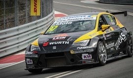 Taça Europeia FIA de Carros de Turismo: Fábio Mota volta a não ser feliz em Vila Real