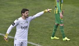 Cláudio Ramos eleito o melhor da temporada pelos adeptos
