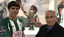 Hélio Sousa 'cortou'... o próprio filho da lista final