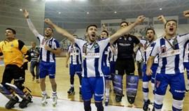 FC Porto foi justo vencedor da 44.ª Taça de Portugal de hóquei em patins