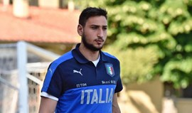 Donnarumma pede desculpa por 'tweet' e... admite renovar pelo Milan