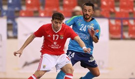 Benfica diz adeus a mais dois jogadores