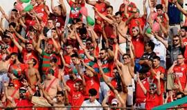 Portuguesa dos Desportos despede-se das competições nacionais