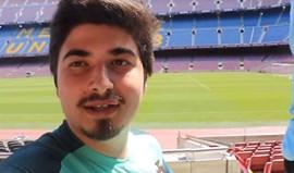 Pedro Tim 23 já testou PES 2018