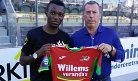 Esteve perto do FC Porto... mas rumou ao futebol belga
