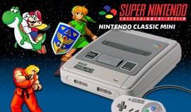 Nintendo Classic Mini: Super NES em setembro
