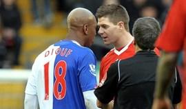 Diouf fez as contas: «O Senegal é maior do que Liverpool»