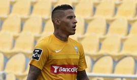 Processo de transferência de Carlinhos para o Benfica está encaminhado