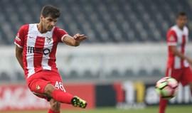 Bruno Alves reforça meio campo